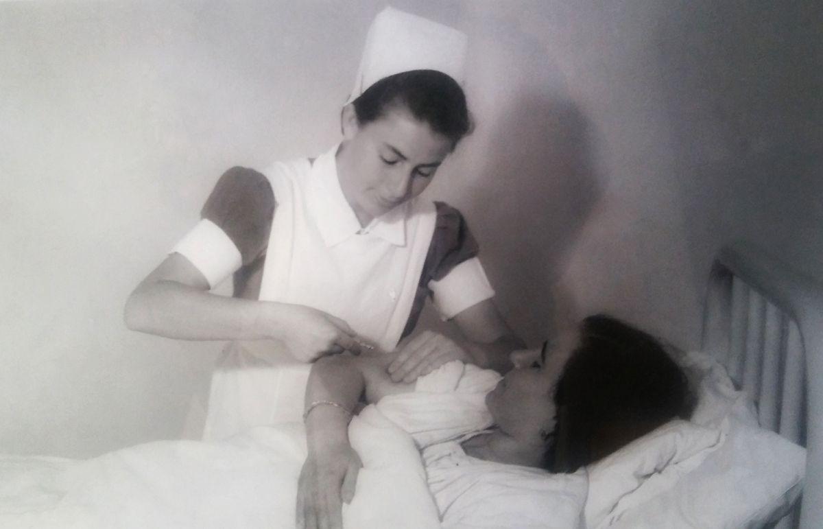 Casciaro kao mladić ovako je opisao svoj motiv za susret sa ocem.